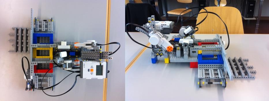 Die faszinierende Welt der Technik- Schülerarbeiten in Robotik